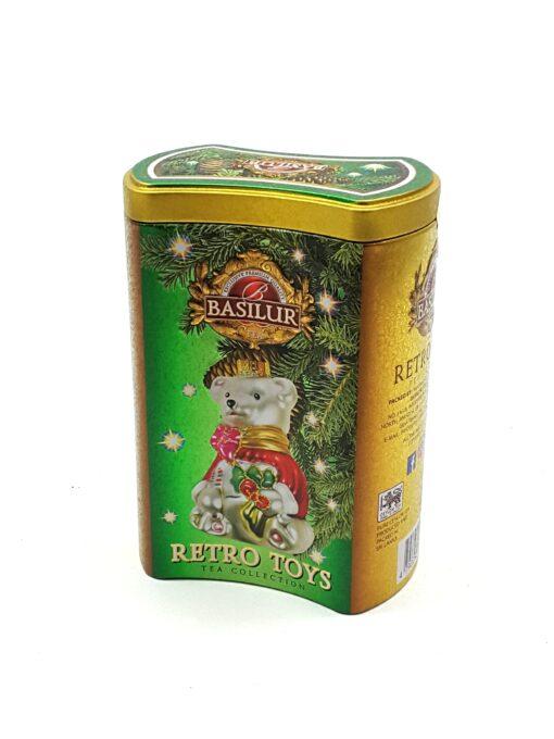 Basilur Retro Toys Green