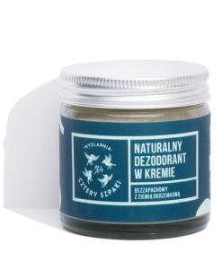 Dezodorant w kremie bezzapachowy