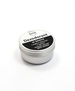 Dezodorant w kostce z węglem La-le