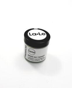 Krem do twarzy z olejkiem z opuncji figowej La-Le